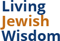Learning Living Jewishly Logo